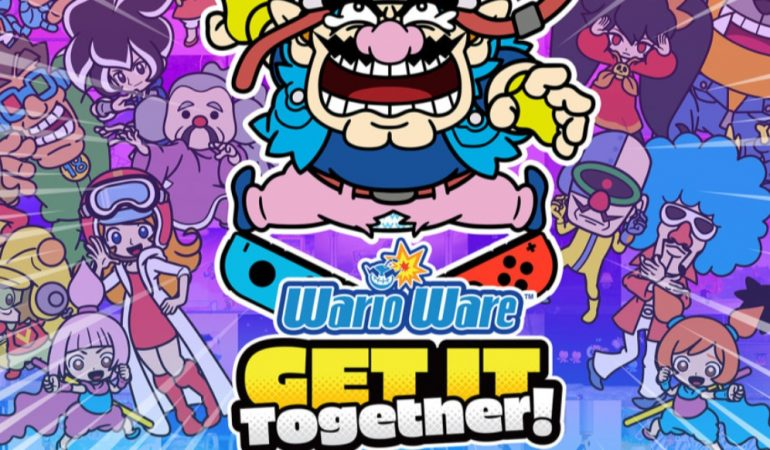 WarioWare: Get It Together! – Test, Musik & Party, Nintendo Switch