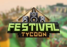 Festival setup simulation in early access from the end of September