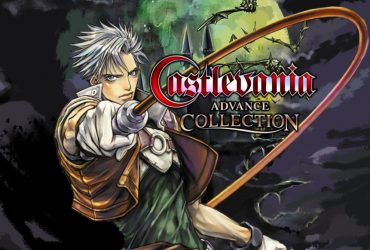 Game collection published with four Castlevania classics