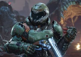Bethesda and id Software Congratulate Nintendo on launching Metroid Dread with art from DOOM