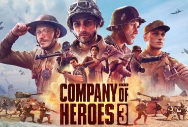 """Company of Heroes 3 – First Developer Diary and the """"CoH-Dev-Community"""""""
