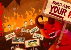 Full PC version of the Hell Architect building strategy from Woodland Games and Leonardo Interactive