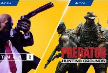 Im September u.a. mit Hitman 2 (PS4) und Overcooked! All You Can Eat (PS5)