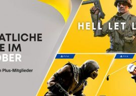 In October 2021 with Hell Let Loose, Mortal Kombat X and PGA Tour 2K21