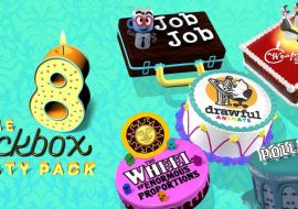 Jackbox Party Pack 8: The digital game party has started