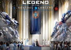 Legend of the Kestrel Lancers story expansion and next update
