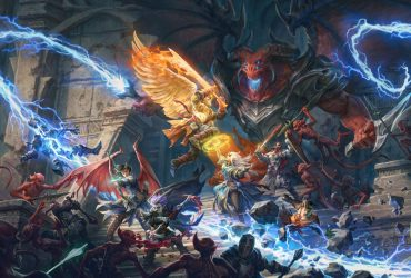 Pathfinder: Wrath of the Righteous: Successful sales launch of the role-playing game