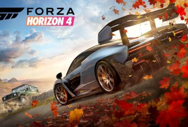 This is Forza Horizon 4 in 2021