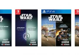 Two classic bundles with Star Wars games for PS4 and Switch from Aspyr Media