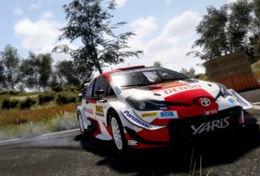 WRC 10 – The Official Game: The starting signal for the new rally season