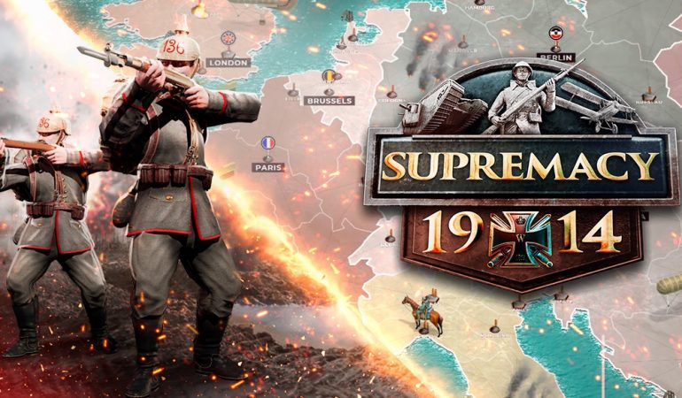 World War 1 from Bytro Labs
