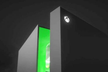 Xbox Series X mini-fridge pre-order starts this month and already has a suggested price.